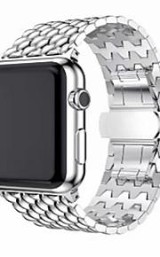 Watch Band na Apple Watch Series 3 / 2 / 1 Apple Klasyczna klamra Stal nierdzewna Opaska na nadgarstek