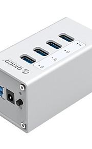 ORICO 7 Hub USB USB 3.0 USB 3.0 Alta Velocidad Retención de Datos Protección de Entrada Protección contra Sobrecarga Hub de datos