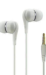 LIZU i-903 귀에 유선 헤드폰 동적 구리 모바일폰 이어폰 마이크 포함 헤드폰