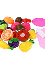 장난감 공구 장비 장난감 휴일 음식 & 음료 가족 부모 - 자녀 상호 작용 소프트 플라스틱 조각