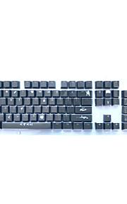 ajazz pollo tastiera meccanica keycap luce personalità personalizzazione jedi machinecap speciale di sopravvivenza