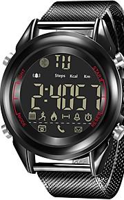 Inteligentny zegarek Współpracuje z iOS i system Android. Spalone kalorie Powiadamianie o wiadomości Powiadamianie o połączeniu