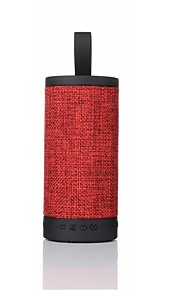 F1 Speaker Bluetooth Bluetooth 3.0 3,5 mm AUX Audio Svart Grå Röd