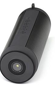 T2 Utomhus Bluetooth högtalare Ministil V3.0 TF-Kortplats Utomhushögtalare Grön Svart Röd Blå