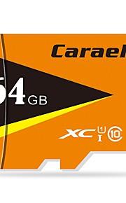 Caraele 64GB Micro-SD-Karte TF-Karte Speicherkarte Class10 CA-2