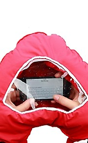 Gloves With Smartphone Window Traveling Special Designed For Cellphone Thermal / Warm Flannel 1 pcs