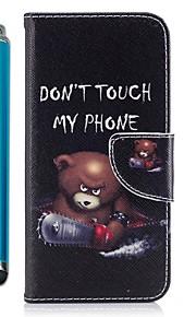 Custodia Per Huawei Mate 10 lite Mate 10 Porta-carte di credito A portafoglio Con supporto Con chiusura magnetica A calamita Integrale