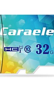 Caraele 32GB Micro-SD-Karte TF-Karte Speicherkarte Class10 CA-1 16GB