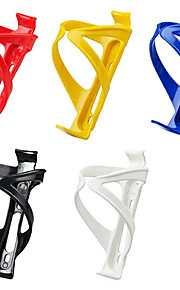 Water Bottle Cage Cycling / Bike PC White Black Yellow Red Blue