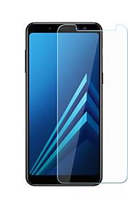 Proteggi Schermo Samsung Galaxy per A8 2018 Vetro temperato 1 pezzo Proteggi-schermo frontale Anti-graffi Durezza 9H