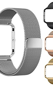 Watch Band for Fitbit Blaze Fitbit Milanese Loop Stainless Steel Wrist Strap