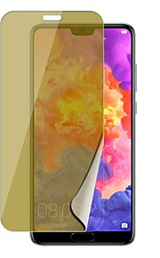 Protecteur d'écran Huawei pour Huawei P20 lite TPU Hydrogel 1 pièce Ecran de Protection Avant Anti-Traces de Doigts Anti-Rayures Haute