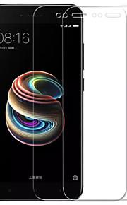 Skärmskydd XIAOMI för Xiaomi A1 Härdat Glas 2 sts Displayskydd framsida Reptålig Explosionssäker 2,5 D böjd kant 9 H-hårdhet