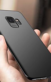 Kılıf Na Samsung Galaxy S9 Plus / S9 Odporny na wstrząsy / Ultra cienkie Osłona tylna Solidne kolory Twardość PC na S9 / S9 Plus / S8 Plus