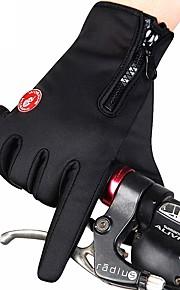WOSAWE Activiteit/Sport Handschoenen Touch-handschoenen Houd Warm / Draagbaar / Beschermend Touchscreen handschoen Synthetisch /