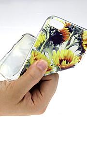 Funda Para Apple iPhone X / iPhone 7 Ultrafina / Diseños / Encantador Funda Trasera Paisaje Suave TPU para iPhone X / iPhone 8 Plus /