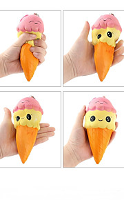 MINGYUAN Stress Reliever Ice Cream Parent-Child Interaction / Decompression Toys / Lovely 1pcs All Gift