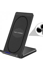 Cwxuan شاحن لاسلكي شاحن يو اس بي USB شاحن لاسلكي / Qi 1 A DC 9V / DC 5V إلى iPhone X / iPhone 8 Plus / iPhone 8