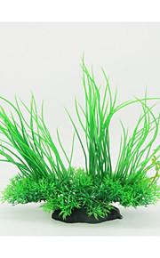 수족관 장식 / Waterproof 장식품 / 수중식물 방수 / 물 세탁 가능 플라스틱