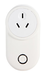 weto w-t03 au wifi inteligentna wtyczka do inteligentnego sterowania domem działa z gniazdem alexa google home timera dla ios android