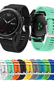 Watch Band for Fenix 5 Garmin Sport Band Silicone Wrist Strap
