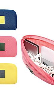 Torba podróżna Szybkie wysychanie / Ultra lehký materiál / Pojemniki podróżne Kabel USB / Telefon komórkowy Terylen Podróżowanie