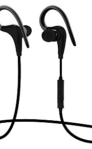 Factory OEM In Ear Wireless Headphones Plastic Sport & Fitness Earphone with Microphone / with Volume Control Headset