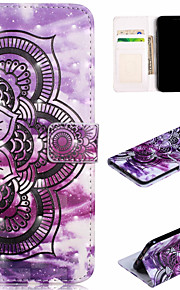 Case For Apple iPhone XS / iPhone XS Max Wallet / Card Holder / with Stand Full Body Cases Mandala Hard PU Leather for iPhone XS / iPhone XR / iPhone XS Max