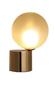 Modern eigentijds Creatief Tafellamp / Bureaulamp Voor Studeerkamer / Kantoor / Voor Binnen Metaal 110-120V / 220-240V Goud
