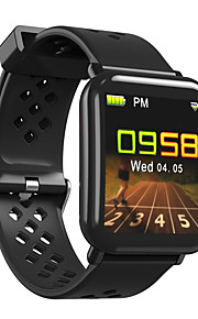 DM06 Γιούνισεξ Έξυπνο ρολόι Android iOS Bluetooth Smart Αθλητικά Αδιάβροχη Συσκευή Παρακολούθησης Καρδιακού Παλμού Μέτρησης Πίεσης Αίματος ΗΚΓ + PPG