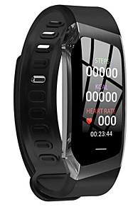 E18 Γιούνισεξ Έξυπνο βραχιόλι Android iOS Bluetooth GPS Smart Αθλητικά Αδιάβροχη Συσκευή Παρακολούθησης Καρδιακού Παλμού