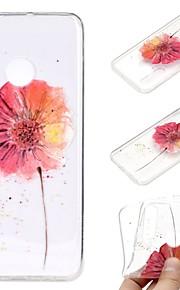 tok Για Huawei P20 lite / Huawei P30 Pro Διαφανής / Με σχέδια Πίσω Κάλυμμα Λουλούδι Μαλακή TPU για Huawei P20 / Huawei P20 Pro / Huawei P20 lite