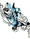 Временные тату Тату с животными С рисунком Waterproof Женский Girl Подростки Вспышка татуировки Временные татуировки