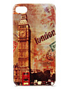 Big Ben Pattern Protective Case for iPhone 4 and 4S