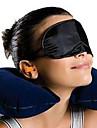 U 자 모양의 풍선 베개, eyeshade 및 earbud 세트