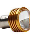1156 Автомобиль белый 1 Вт. Светодиоды для поверхностного монтажа 5800-6300 Лампы сигнала поворота Противотуманные фары