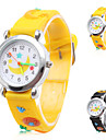 Cartoon Moon Silicone Analog Quartz Wrist Watch (Assorted Colors) Cool Watches Unique Watches