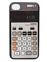 Case Dura para iPhone 4 e 4S - Calculadora