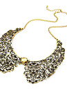 Women's Collar Necklace Vintage Necklaces Alloy Fashion Costume Jewelry Jewelry For Daily