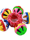 Plastic Foot Wrist Bells Kids Music Toy
