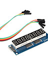 8 x Seven-Segment Displays Module for (For Arduino) (595 Driver)