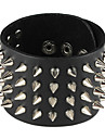Retro Punk Style Dark Spider Design Bracelet