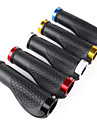 Bike Grips Cycling / Bike Cycling Aluminium Alloy Rubber Gold White Black Red Blue