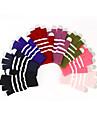 Darker Touch Screen Woolen Gloves