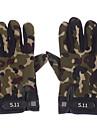 Anti-Slip Nylon Full-Finger Gloves (Pair)