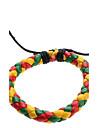 z&X® colorida pulseira cordão de tecer