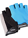 Sports Gloves Bike Gloves / Cycling Gloves Wearable Breathable Wearproof Anti-skidding Fingerless Gloves Cloth Fabric Mesh Cycling / Bike