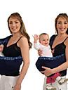 Portador de bebê seguro e confortável de algodão para viagem