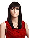 Femme Perruque Synthetique Ondule Noir Perruque de carnaval Perruque Halloween Perruque Deguisement