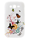 Elegant Butterfly Pattern Hard Case for Samsung Galaxy Grand DUOS I9082